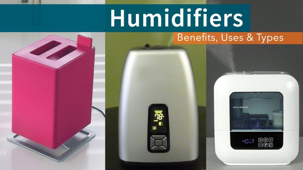 How to Make Homemade Humidifier; Benefits of using a Humidifier