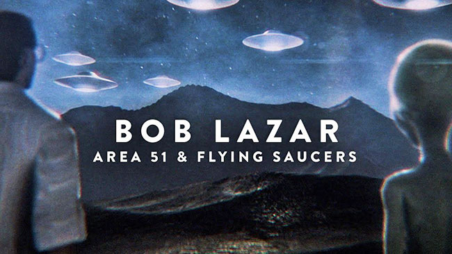 Best Conspiracy Theory Documentaries - Bob Lazer and Area 41