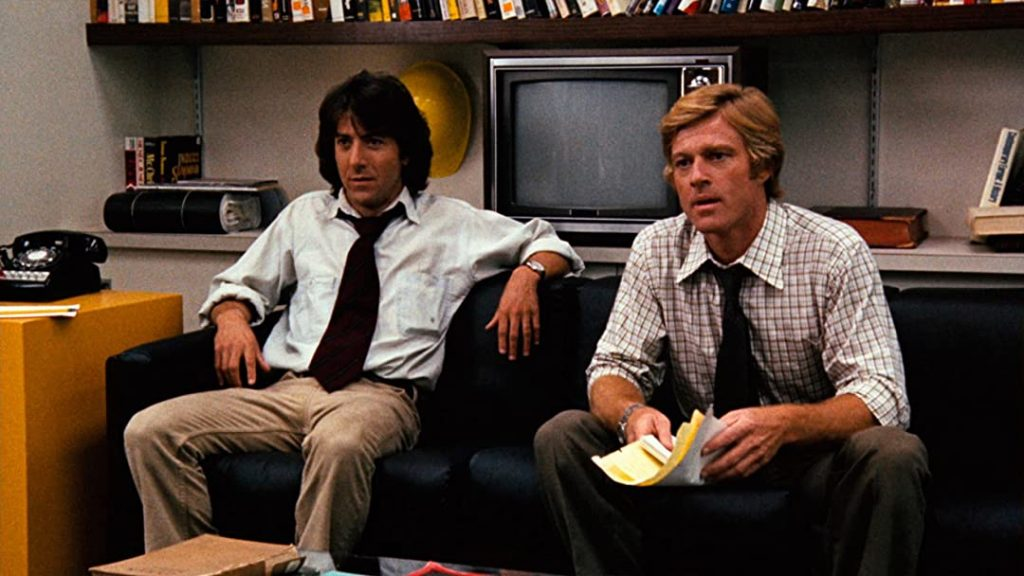 Best Conspiracy Theory Documentaries - All the President's men