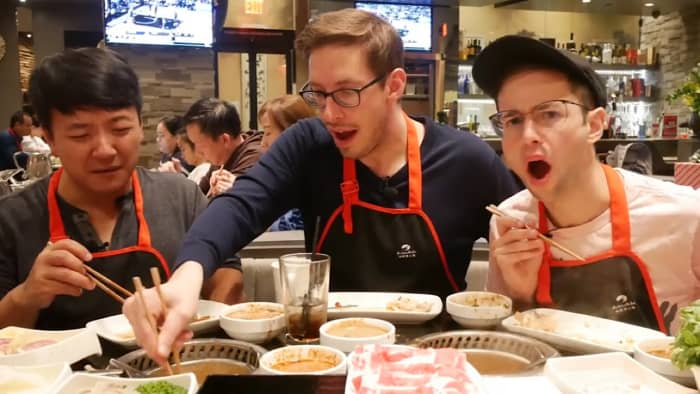 10 Best USA Food Youtubers-and their popular cahnnels