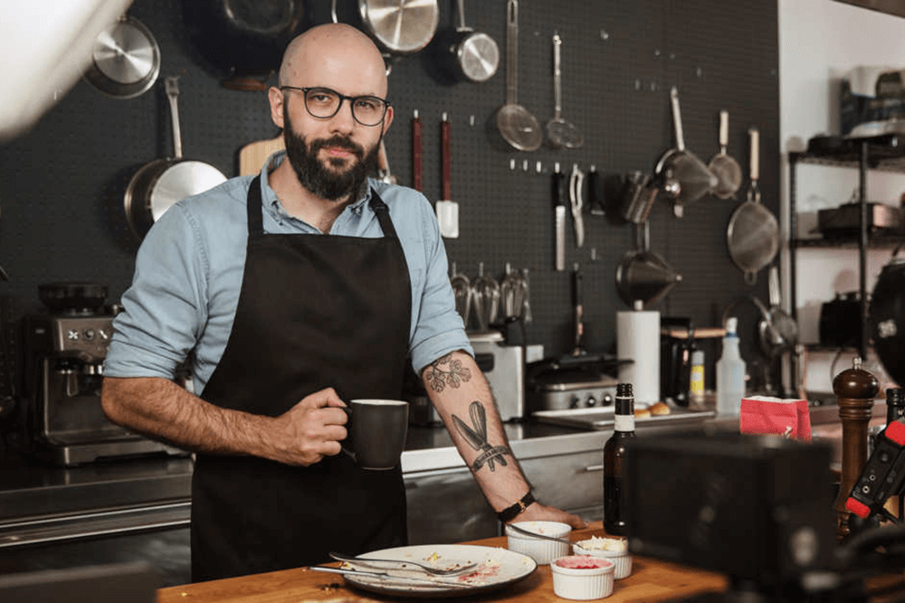 10 Best USA Food YouTube channels- And Their Popular Channels; Andrew Rea- Binging with Babish-8.73 Million Subscribers