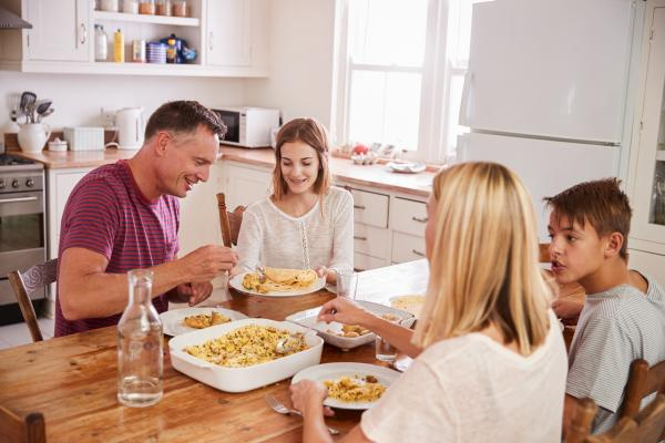 Breakup Party Ideas- family get together