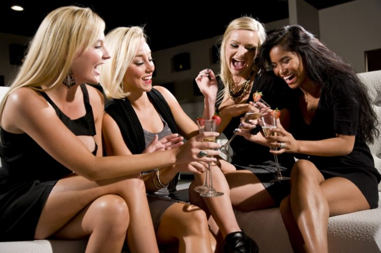 Breakup party ideas - girls night out
