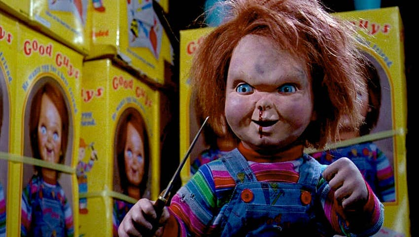 19 Horror Movies Based on Real-Life Events; Child's Play