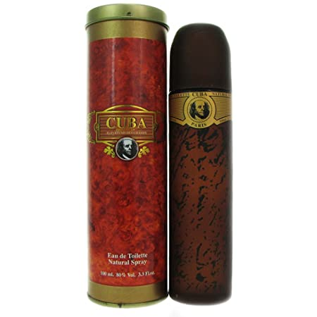 Best Night Cologne Under $10; Cuba Gold by Cuba