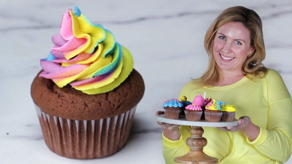 10 Best USA Food Youtubers- And Their Popular Channels; Elise Strachan-Cupcake Addiction-3.11 Million Subscribers