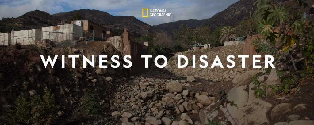 Documentaries on Natural Disasters- Witness to disaster