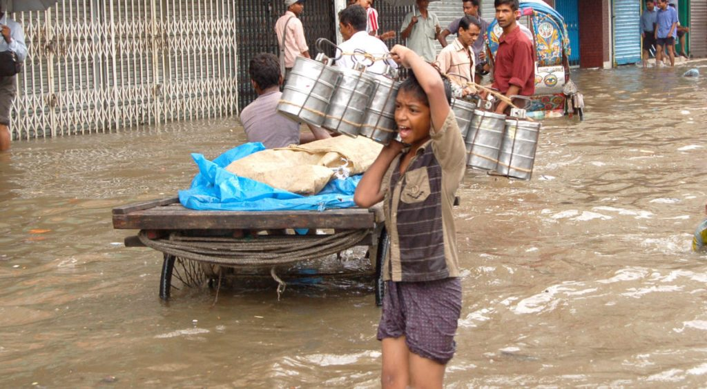 Documentaries on Natural Disasters- climate refugees