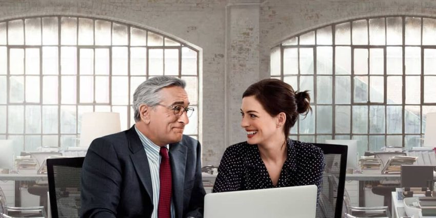 Entrepreneur Movies To Watch - the_intern