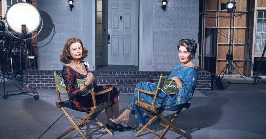 Best TV Shows and Series Based On True Stories; Feud: Bettle and Joan