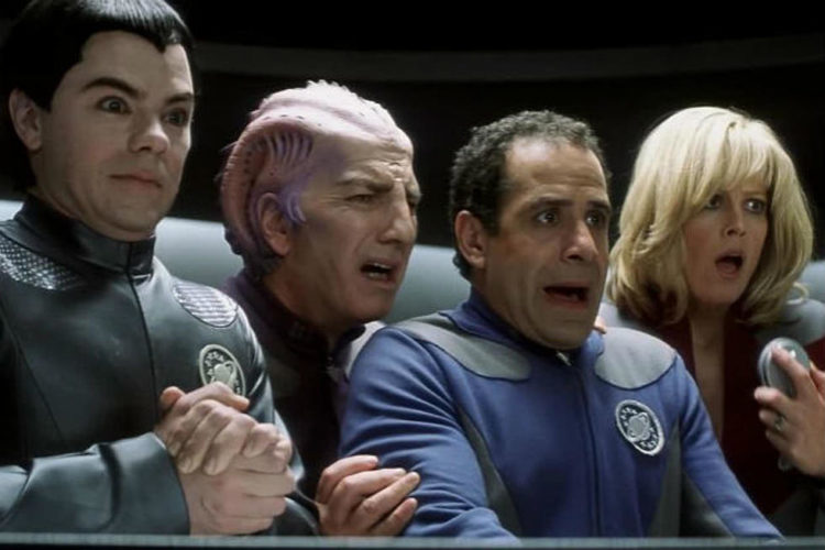 Best Parody Movies Of All Time; Galaxy Quest