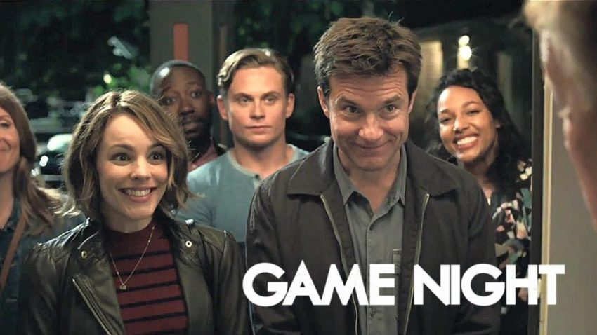 Best Action Comedy Movies on HBO ; Game Night