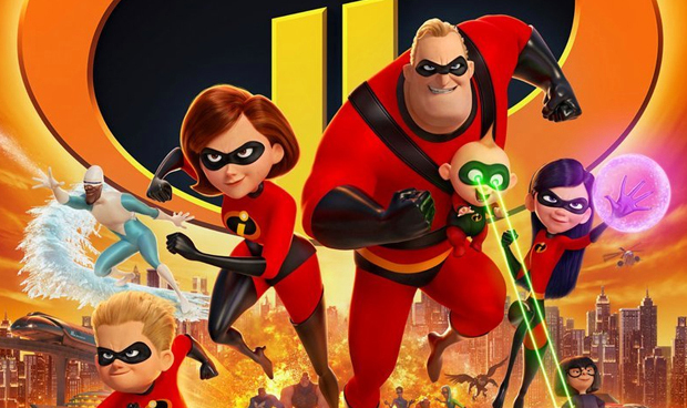 Best Movies To Watch On Mother's Day; Incredibles 2