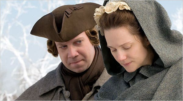 Best TV Shows and Series Based On True Stories; John Adams