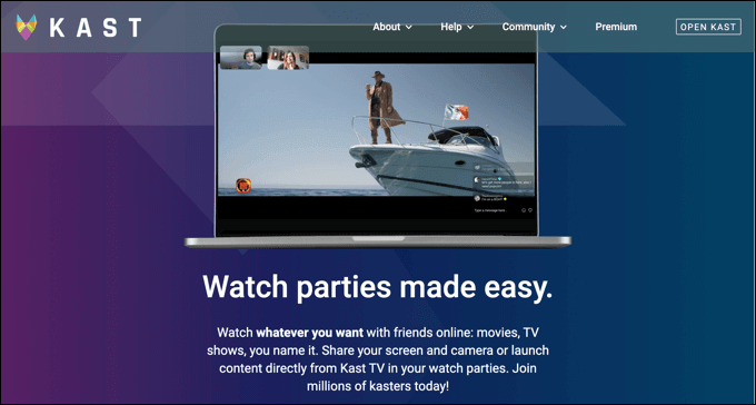 How to Use Kast With Netflix- Get the Best Experience; Join the watch party