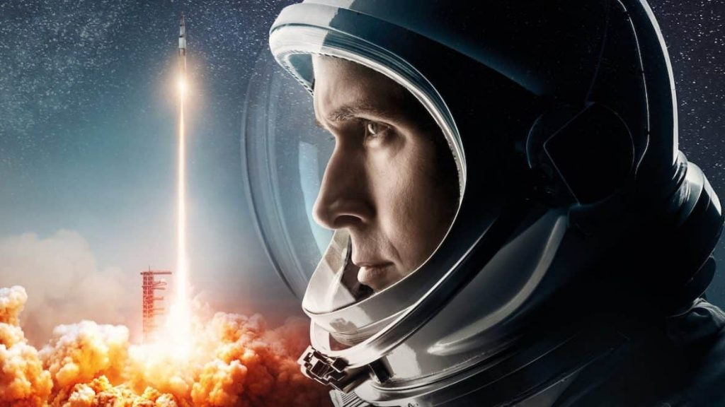 Most Realistic Space Movies - First Man