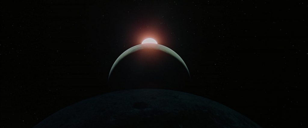 Most Realistic Space Movies - 2001 a space odyssey