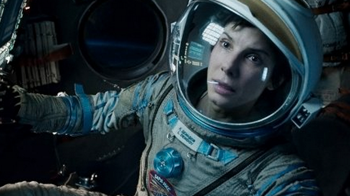 Most Realistic Space Movies - Gravity