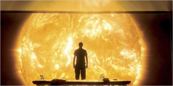 Most Realistic Space Movies - Sunshine