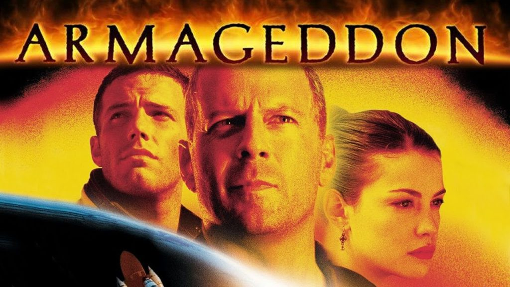 Most Realistic Space Movies - armageddon