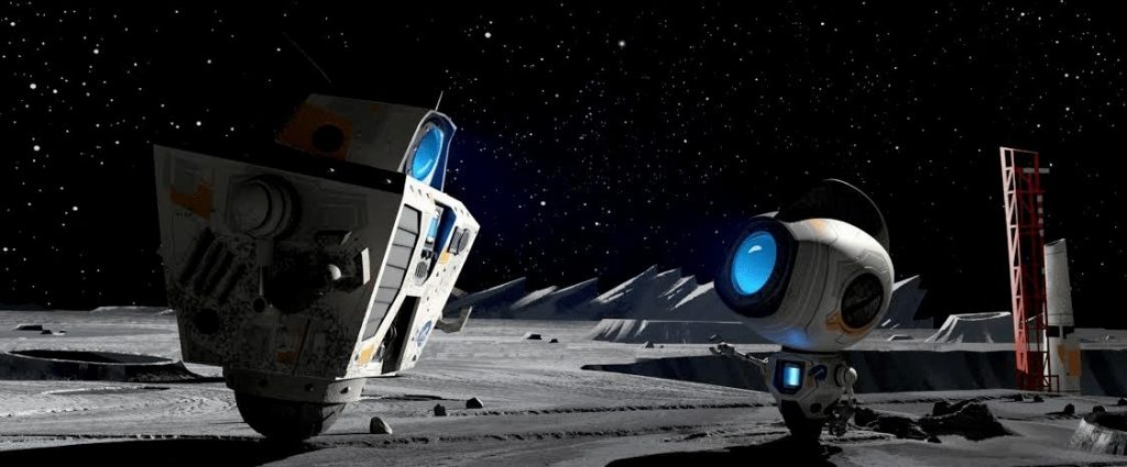 Most Realistic Space Movies - marooned