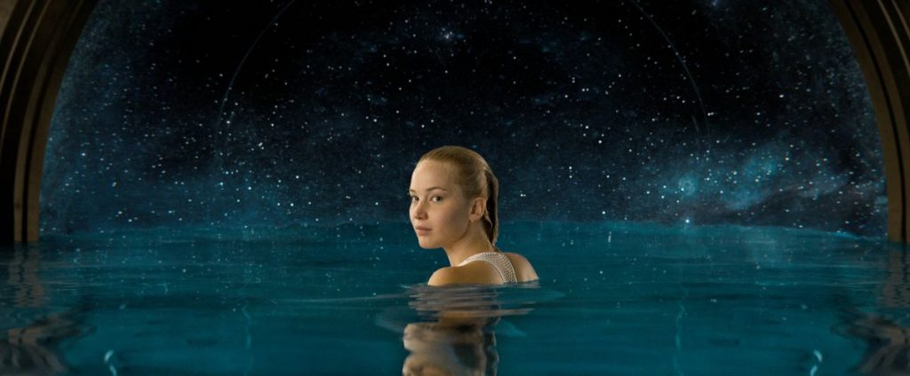 Most Realistic Space Movies - passengers