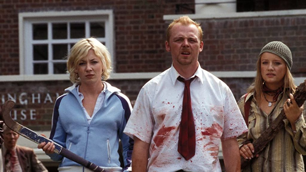 Best Parody Movies Of All Time; Shaun of the Dead