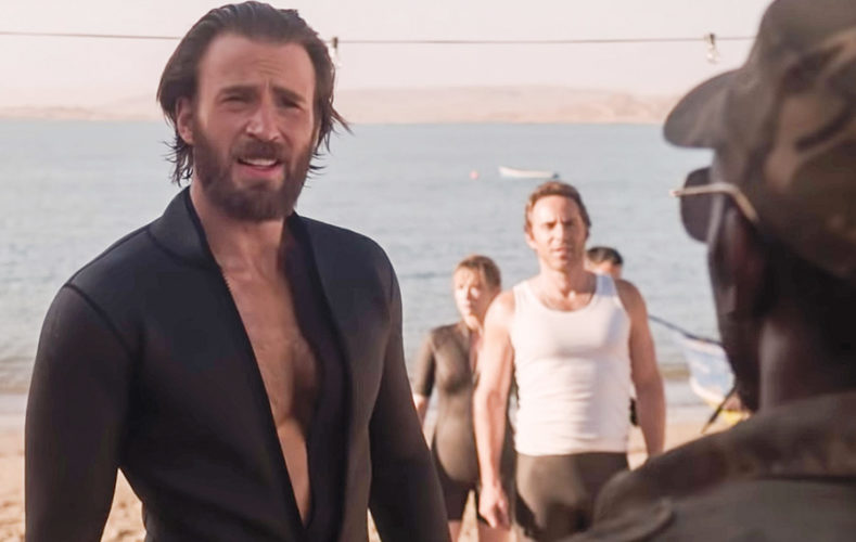 Spy Thriller Movies - The Red Sea Diving Resort