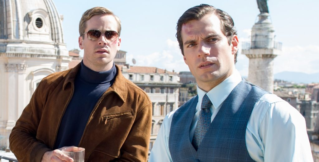 Spy Thriller Movies - the-Man-from-U.N.C.L.E