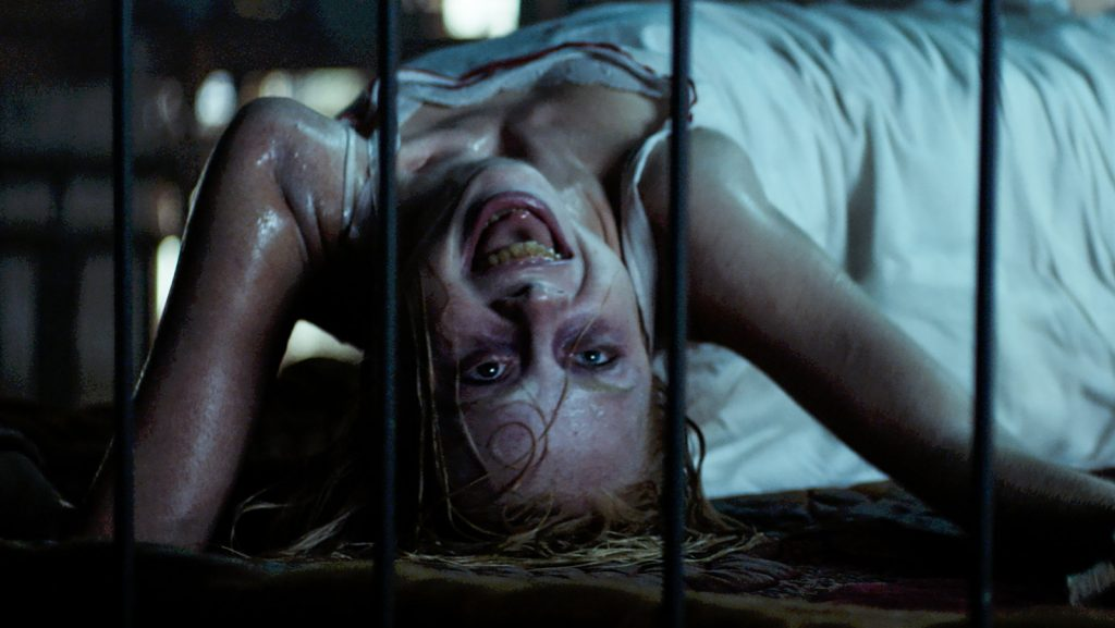 Supernatural Thriller Movies - the possession of Hannah Grace