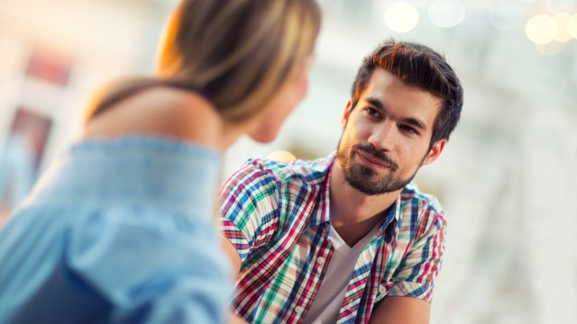 Best Tips To start a conversation with a guy; Talk about his Interest