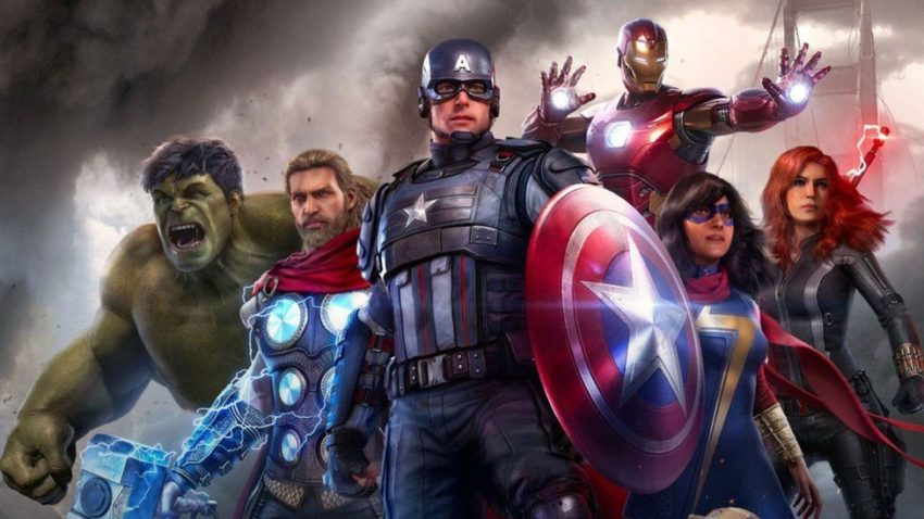 Best Action Comedies on Amazon Prime; The Avengers