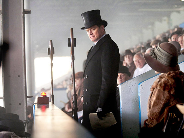 9 Movies Based On True Stories; The King's Speech