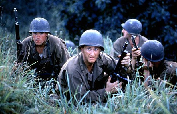Best Must Watch War Based Movies Of All Time; The Thin Red Line
