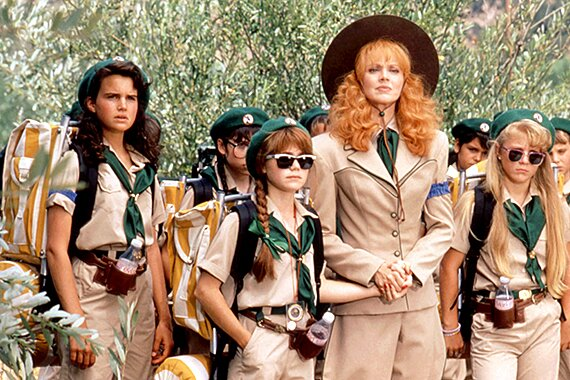 Best Movies To Watch On Mother's Day; Troop Beverly Hills