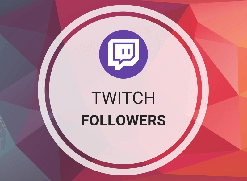 Buy Twitch Followers And Boost Your Page Visitors In A Shot!