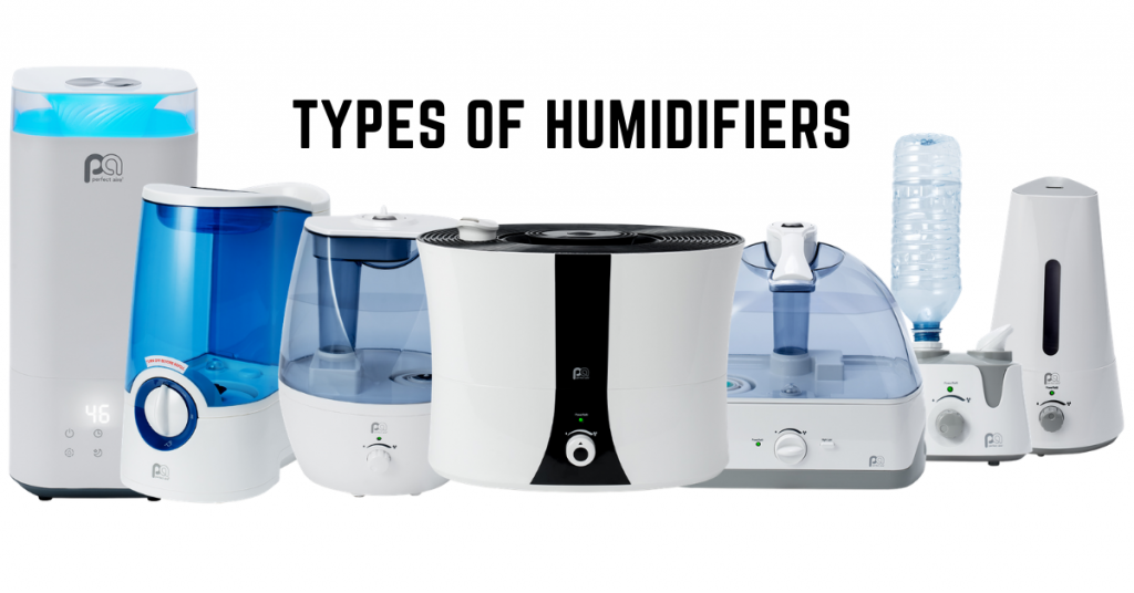 How to Make Homemade Humidifier; Types of Humidifiers