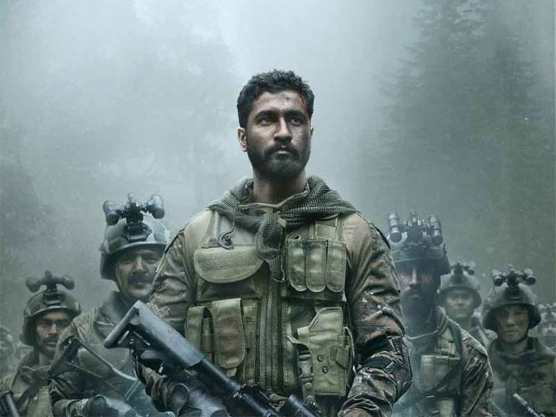 Best Must Watch War Based Movies Of All Time; URI: The Surgical Strike