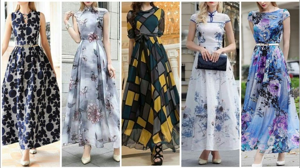 What To Wear On Wedding - long Dress