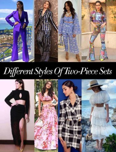 What To Wear On Wedding - two pieces