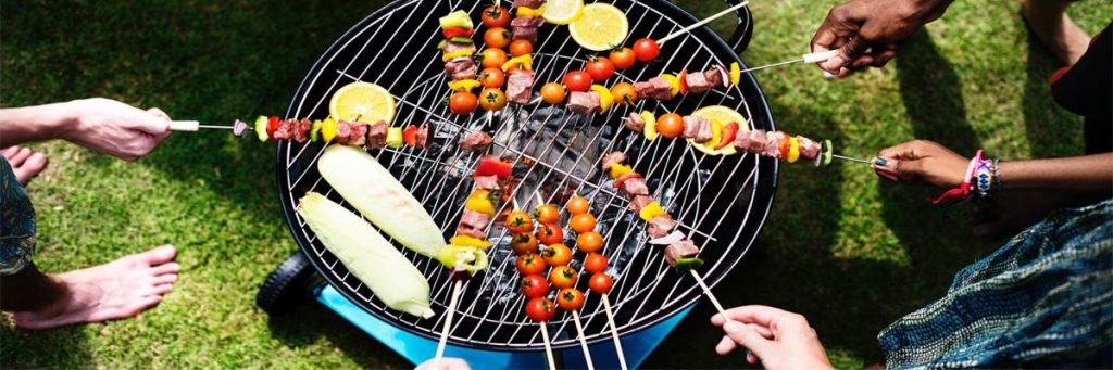 anniversary party ideas- barbeque