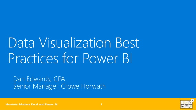 4 Best Practices in Data Visualization