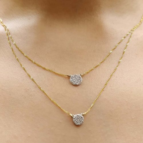 Necklace; best romantic birthday gifts for girlfriends