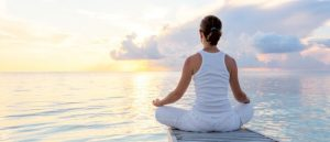 Meditate; what to do when you are bored at home