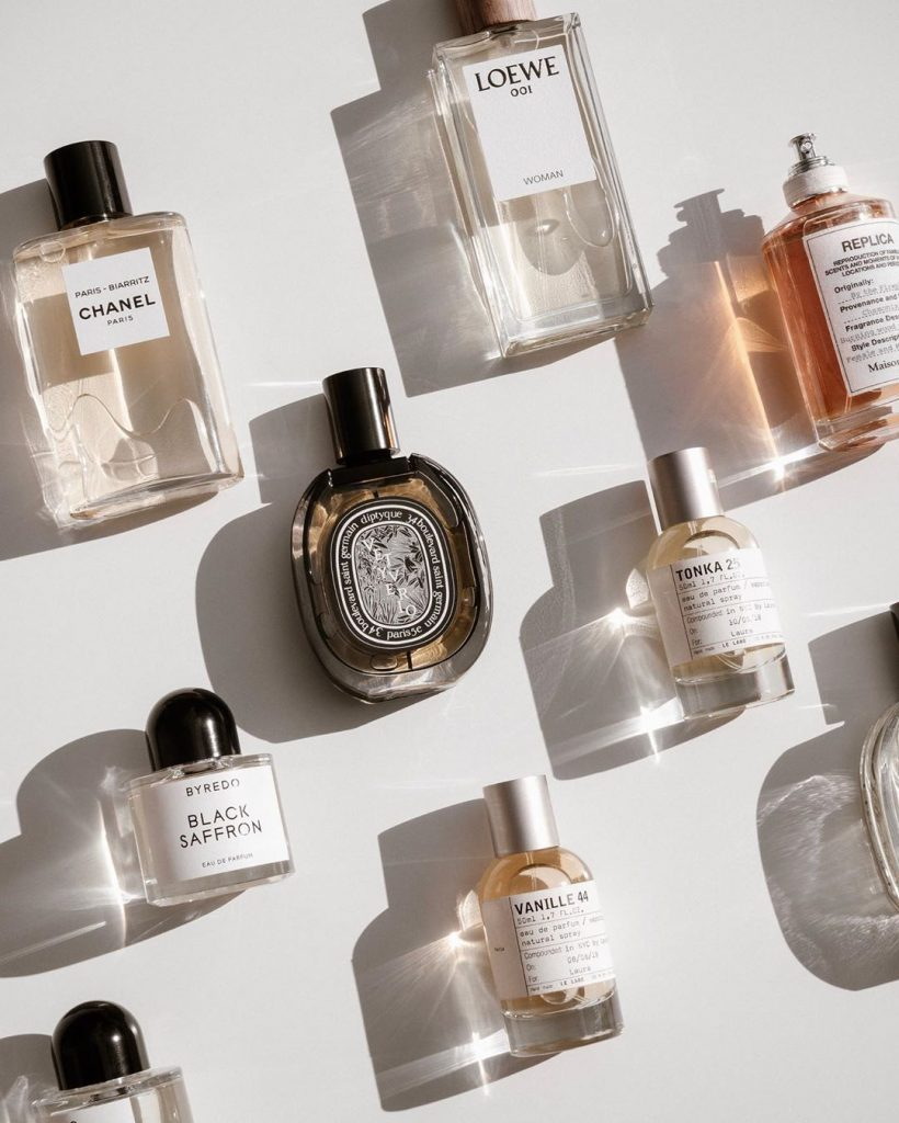 Exotic Perfumes; best romantic birthday gifts for girlfriends