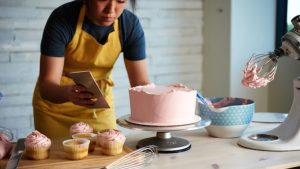 Start baking; what to do when you are bored