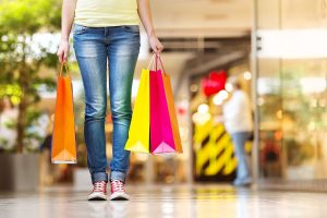 Go for shopping; what to do when you are bored at home