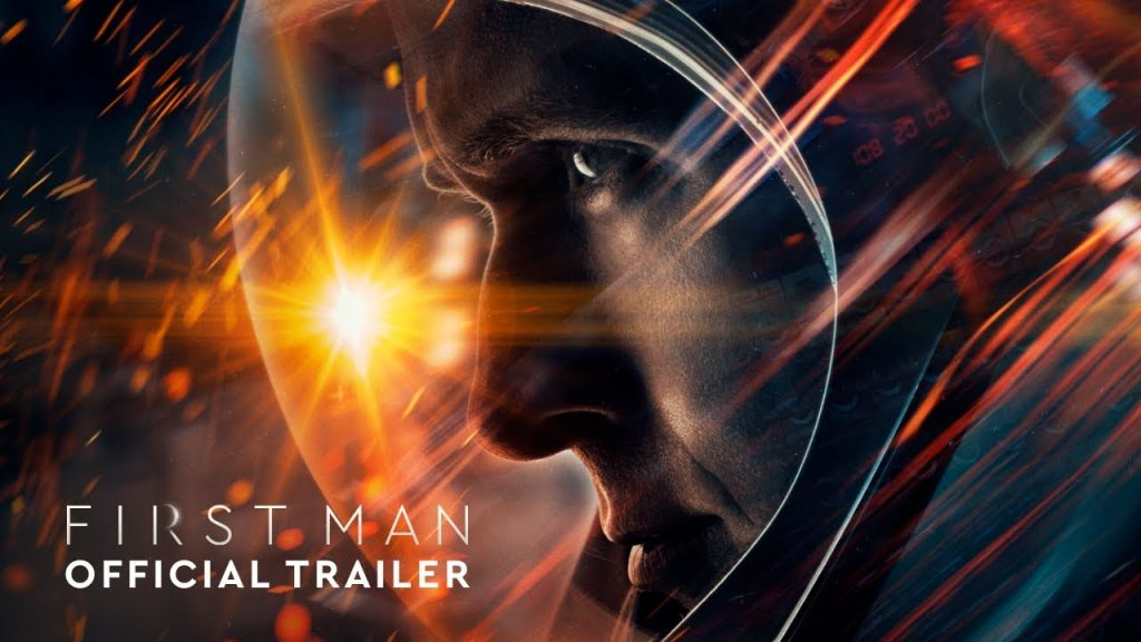 space documentaries to watch - First Man
