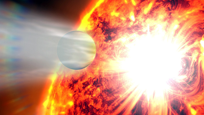 space documentaries to watch - Solar Superstorm