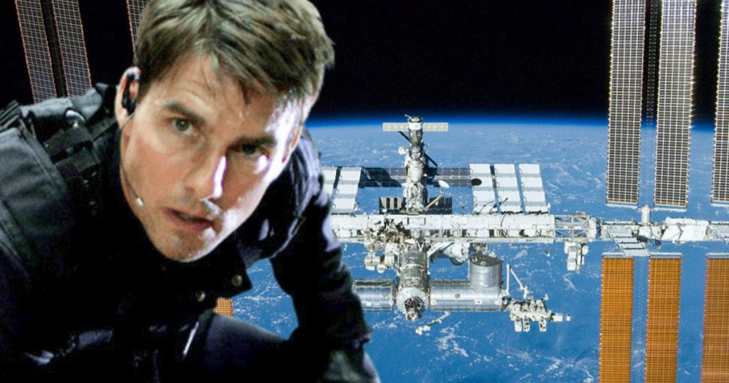 space documentaries to watch - Space Station 3D